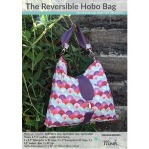 The Reversible Hobo Bag by Mrs H