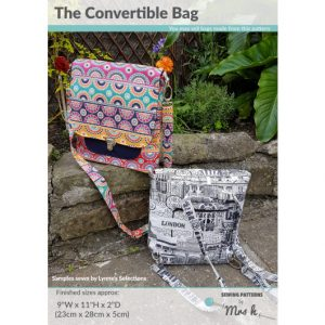 The Convertible Bag by Mrs H