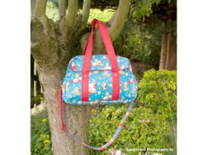 Mrs H Nappy Bag Pattern