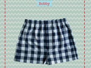 'Bobby' Boxer Short Pattern 2