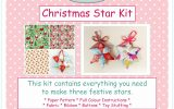 Christmas Star Kit