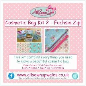 Cosmetic Bag Kit 2