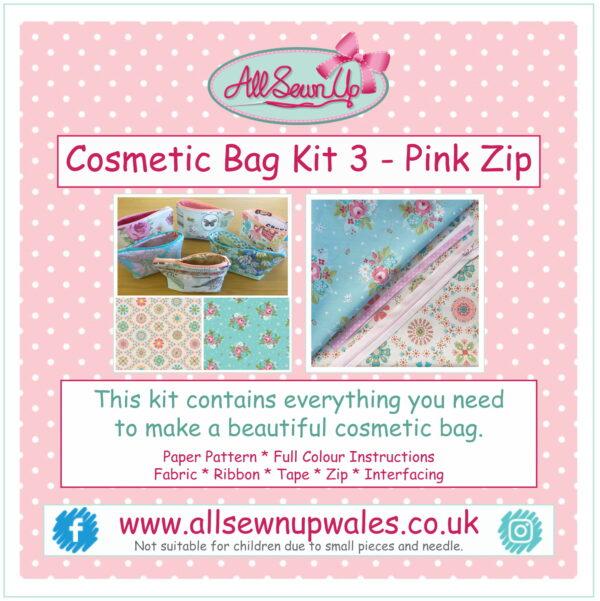 Cosmetic Bag Kit 3