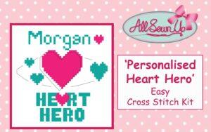 PERSONALISED HEART HERO Kit
