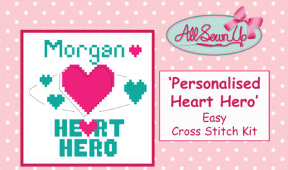 PERSONALISED HEART HERO Kit