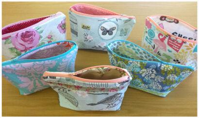 Cosmetic Bag Kit