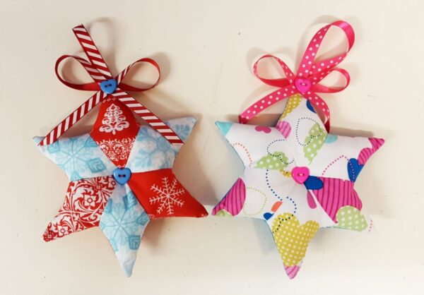 Christmas Star Decoration Project