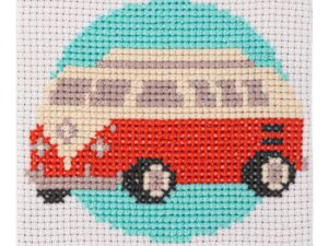 Camper Cross Stitch Kit
