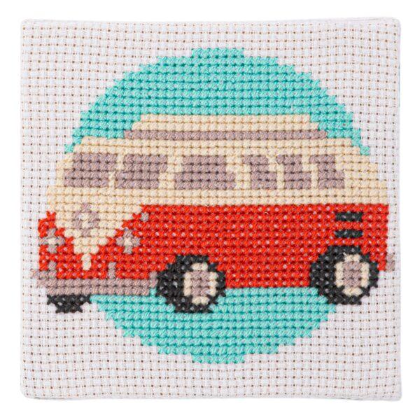 Camper Cross Stitch Kit