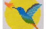 Hummingbird Cross Stitch Kit