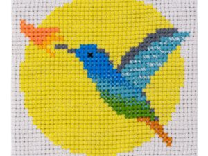 Hummingbird Cross Stitch Kit