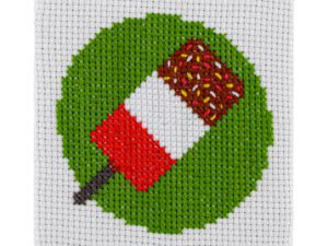 Lolly Cross Stitch Kit