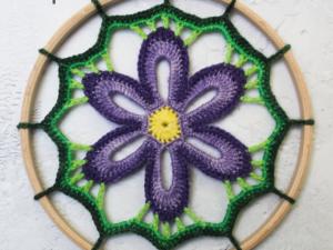 Fleur Mandala Kit - Purple