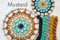 G & T Mandala Kit - Teal & Mustard