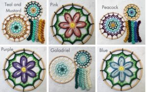 Mandala Crochet Kits