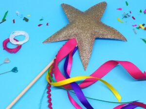 MAGIC WAND CRAFT KIT