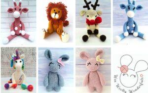Wee Woolly Wonderfuls Crochet