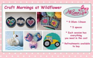 Wildflower Craft Sessions