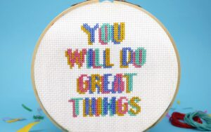 YOU WILL DO GREAT THINGS 1